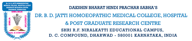 Dr. B. D. Jatti Homeophathic Medical College, Hospital & Post Graduate Research Centre
